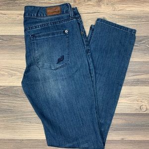 Express Straight Jeans